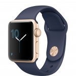 Часы Apple Watch Series 1 38mm with Midnight Blue Sport Band