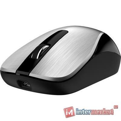 Беспроводная оптическая мышь Genius ECO-8015 Silver 31030005401