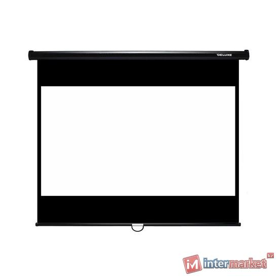 Экран механический Deluxe, DLS-M229-185