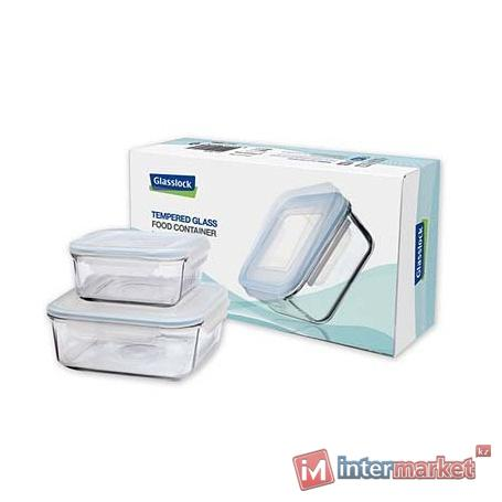 Пищевые контейнеры для продуктов Glasslock GL-39 (2 шт.)