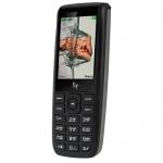 Мобильный телефон Fly FF247 Black