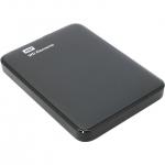 Жесткий диск 500 GB WD Elements, WDBUZG5000ABK-EESN, USB, power via USB, black