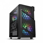 Кейс Thermaltake Commander C31 TG ARGB, Чёрный