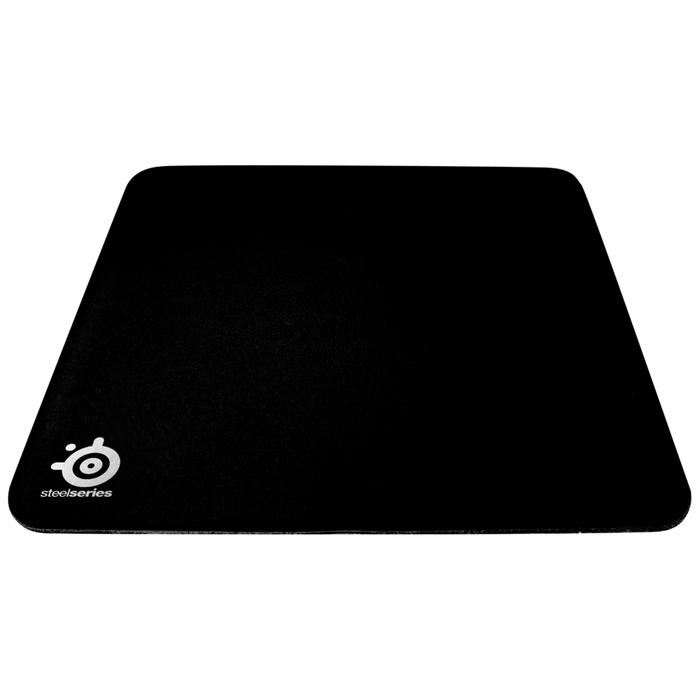 Коврик игровой Steelseries QCK Heavy, 63008, 900x420x4 мм, Тканевый гибкий, Гладкая поверхность, Чёрный