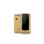 Телефон BQ BQ-2405 Dream, Gold