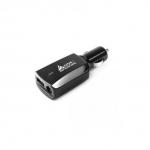 Зарядка USB автомобильная, SVC NCC-04-100W
