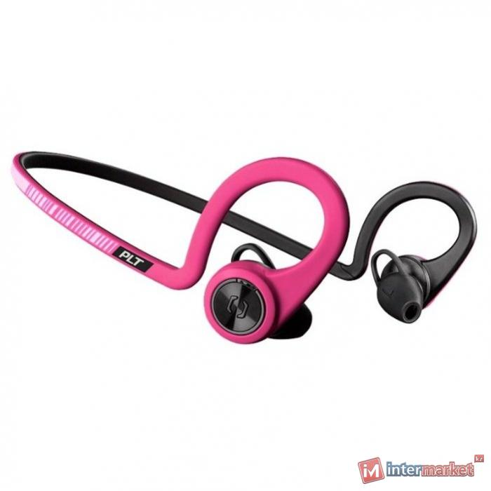 Наушники Plantronics BackBeat FIT (фуксия)