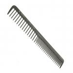 """Расчёска """"ES-441"""", рабочая комбинированная со смешанными зубьями, нейлон"""