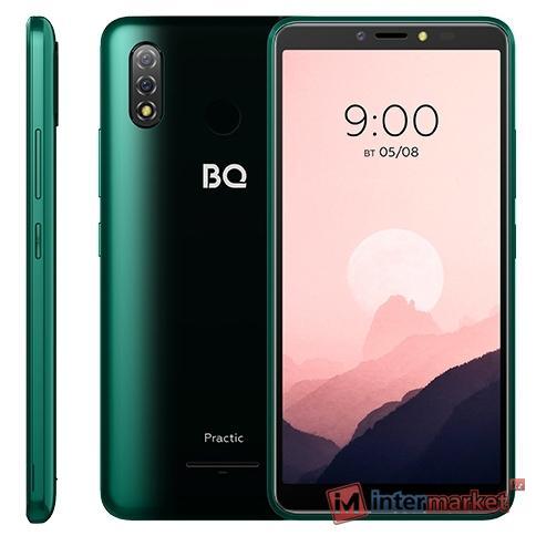 Смартфон BQ-6030G Practic Зеленый